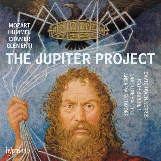 Mozart: The Jupiter Project - Norris, David Owen (piano) / Bircher, Katy (flute) / Balding, Caroline (violin) / Skidmore, Andrew (cello)
