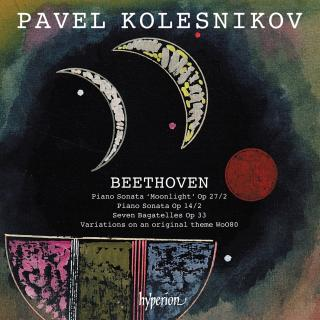 Beethoven: Moonlight Sonata & other piano music - Kolesnikov, Pavel (piano)