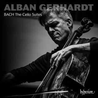 Bach: The Cello Suites - Gerhardt, Alban (cello)