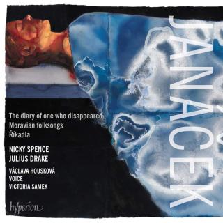 Janacek, Leos: The diary of one who disappeared & other works - Spence, Nicky (tenor) / Drake, Julius (piano) / Housková, Václava (mezzo) / VOICE / Samek, Victoria (clarinet)