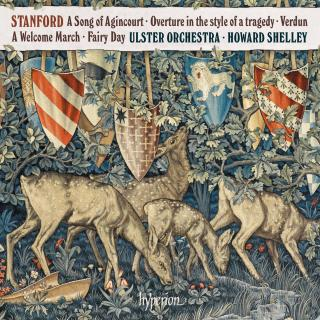 Stanford: A Song of Agincourt & other works - Utah Symphony / Shelley, Howard