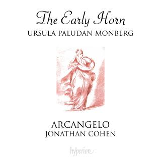 The Early Horn - Monberg, Ursula Paludan (horn)