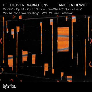 Beethoven: Variations - Hewitt, Angela (piano)