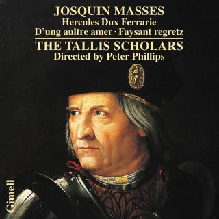 Josquin: Masses - The Tallis Scholars / Peter Phillips