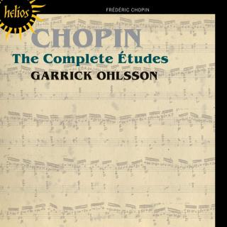 Chopin, Frederic: The Complete Etudes - Ohlsson, Garrick (piano)
