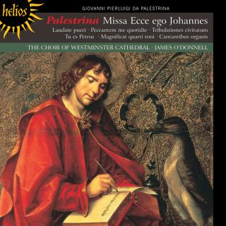 Palestrina: Missa Ecce ego Johannes & other sacred music - Westminster Cathedral Choir / O'Donnell, James