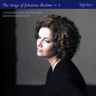 Brahms: The Complete Songs, Vol. 1 - Angelika Kirchschlager - Kirchschlager, Angelika (mezzosoprano) / Johnson, Graham (piano)