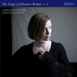 Brahms: The Complete Songs, Vol. 2 - Christine Schäfer - Schäfer, Christine (sopran) / Johnson, Graham (piano)