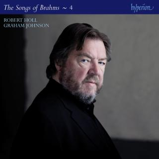 Brahms: The Complete Songs, Vol. 4 - Robert Holl - Holl, Robert (bariton) / Johnson, Graham (piano)