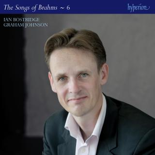 Brahms: The Complete Songs, Vol. 6 - Ian Bostridge - Bostridge, Ian (tenor) / Johnson, Graham (piano)