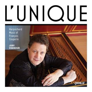 L`Unique - Harpsichord Music of Francois Couperin - Vinikour, Jory (harpshichord)