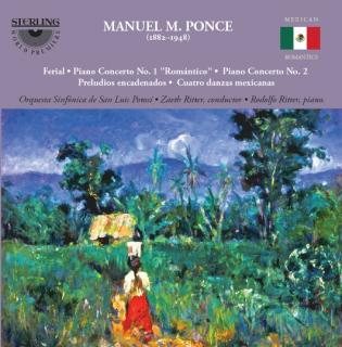 Ponce, Manuel: Orchestral Works - Ritter, Rodolfo - piano