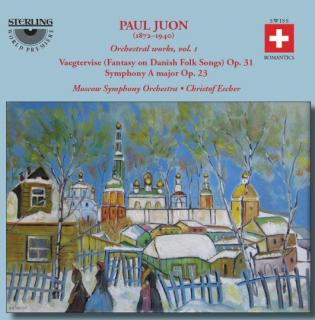 Juon, Paul: Orchestral Works Vol. 1 - Escher, Christof - conductor