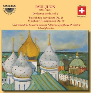 Juon, Paul: Orchestral Works Vol. 2 - Escher, Christof - conductor