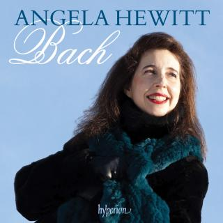 Angela Hewitt plays Bach - Hewitt, Angela (piano)