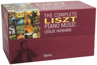 Liszt: The Complete Piano Music - Howard, Leslie (piano)