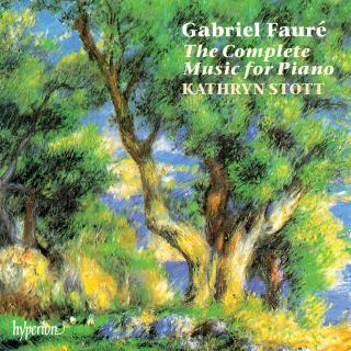 Fauré: The Complete Music for Piano - Stott, Kathryn (piano)