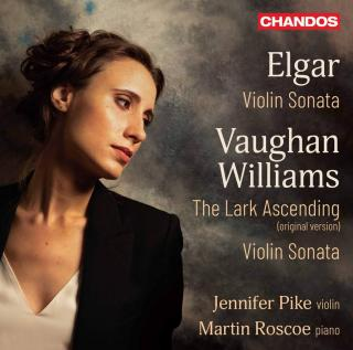 Elgar & Vaughan Williams: Works for Violin & Piano - Pike, Jennifer (violin) / Roscoe, Martin (piano)