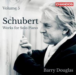 Schubert: Works For Piano Vol. 5 - Douglas, Barry (piano)