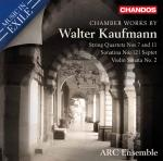 Music in Exile - Chamber Works by Walter Kaufmann <span>-</span> Arc Ensemble