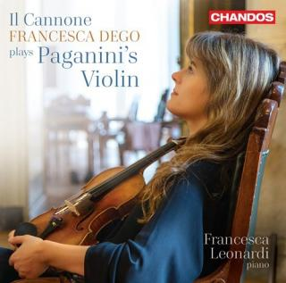 Il Cannone Francesca Dego plays Paganini's Violin