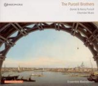 Purcell,Henry & Daniel The Purcell Brothers Ensemble Mediolanum -