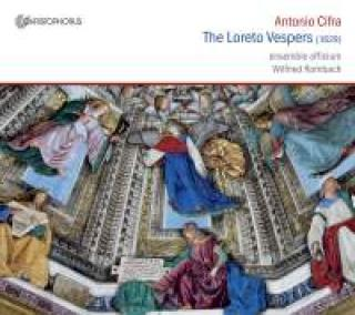 Cifra,Antonio The Loreto Vespres (1629) Rombach/Ensemble Officium/Instrumenta Musica -