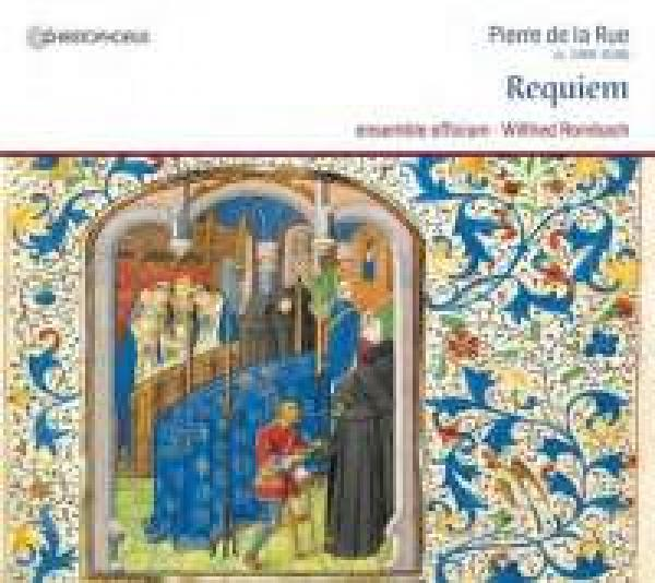 De La Rue, Pierre Requiem/Missa De Beata Virgine Rombach/Ensemble Officium