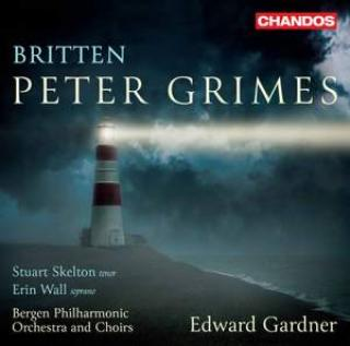 Britten: Peter Grimes - Skelton, Stuart / Wall, Erin / Williams, Roderick / Bickley, Susan / Wyn, Catherine / Murray, Robert / Gilchrist, James / Farnsworth, Marcus / Bergen Philharmonic Orchestra / Gardner, Edward