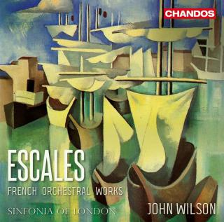 Escales - French Orchestral Works - Sinfonia of London / Wilson, John