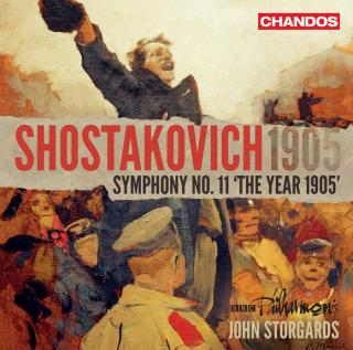 Symphony No.11 'The Year 1905' - BBC Philharmonic / Storgårds, John