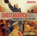 Symphony No.11 'The Year 1905' <span>-</span> BBC Philharmonic / Storgårds, John