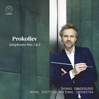 Prokofiev: Symphony Nos. 1 & 5 - Royal Scottish National Orchestra / Søndergard, Thomas