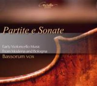 Gabrielli/Torelli/Galli/Vitali/ Partite E Sonate Early Violoncello Music From Modena And Bologna Bassorum Vox -