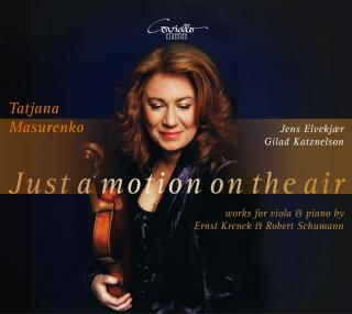Just a motion in the air - Works for viola & piano