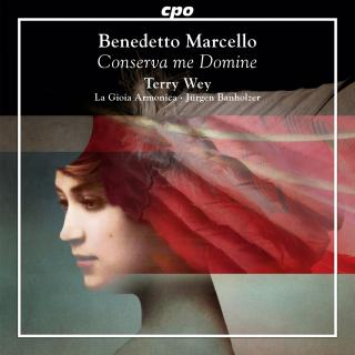 Conserva Me Domine - Sacred Works - Wey, Terry (countertenor)