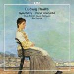 Thuille: Piano Concerto In D Major/Symphony In F Major <span>-</span> Haydn Orchestra/Francis, Alun