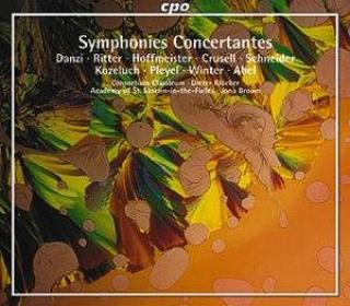 Symphonies Concertantes - Consortium Classicum/Academy of St Martin in the Fields/Brown, Iona
