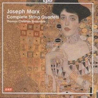 Marx: Complete String Quartets - Thomas Christian Ensemble