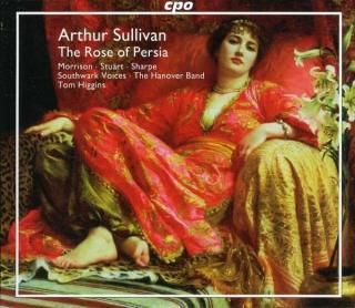 Sullivan: The Rose Of Persia/Six Overtures - Morrison/Stuart/The Hannover Band/Higgins, T.