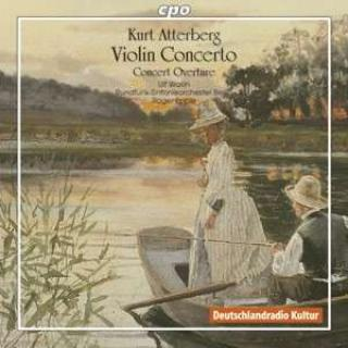 Atterberg: Violin Concerto Op. 7 In E Major/Vaermlands Rhapso - Wallin/Rundfunk-Sinfonieorchester Berlin/Epple, R.