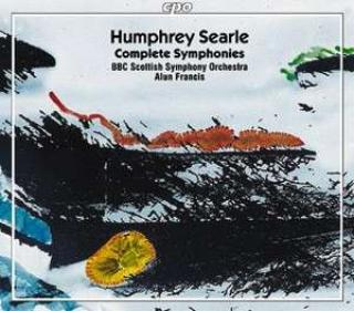 Searle: Complete Symphonies 1 - 5 - BBC Symphony Orchestra/Francis, A.