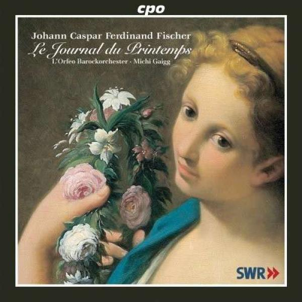 Fischer: Orchestral Suites 1-4 & 6-8 <span>-</span> L'Orfeo Barockorchester/Gaigg, M.