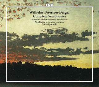Peterson-Berger: Complete Symphonies/Violin Concerto And Other Orch - Wallin/Rundfunksinfonieorch Saarbruecken/Norrkopin/Jurowski, M.
