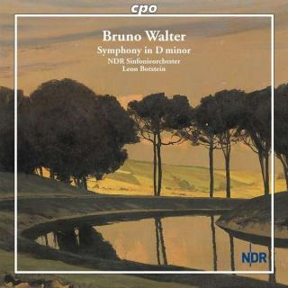 Walter: Symphony In D Minor - NDR Sinfonieorchester/Botstein, L.