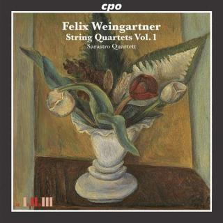 Weingartner: String Quartets Vol.1 - Sarastro Quartett