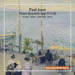Juon: The Piano Quartets - Triendl/Gaede/Schlichtig/Bruns