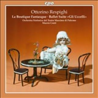 Respighi, La Boutique Fantasque -