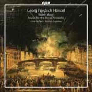 Händel, Water Music; Royal Fireworks -