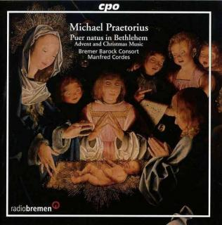 M Praetorius: Advent And Christmas Music - Bremer Barock Consort/Cordes, M.